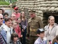 Tour the trench with a WW1 soldier  Photographer Terry Fidgeon (1)